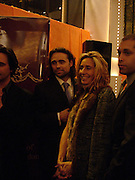 James Archer and Tara Bernerd, Tom Parker Bowles, Susan Hill and Matthew Rice host party to launch 'E is For Eating' Kensington Place. 3 November 2004.  ONE TIME USE ONLY - DO NOT ARCHIVE  © Copyright Photograph by Dafydd Jones 66 Stockwell Park Rd. London SW9 0DA Tel 020 7733 0108 www.dafjones.com