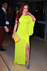 Natasha Hamilton during FHM's 100 Sexiest Women party. Lads mag hosts party to celebrate the release of its annual 100 Sexiest Women list, Sanderson Hotel, London, UK, on May 1, 2013, May 2, 2013. Photo by: Nils Jorgensen / i-Images