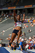 Eloyse Lesueur-Aymonin (FRA) competes in Long Jump Women during the European Championships 2018, at Olympic Stadium in Berlin, Germany, Day 3, on August 9, 2018 - Photo Photo Julien Crosnier / KMSP / ProSportsImages / DPPI