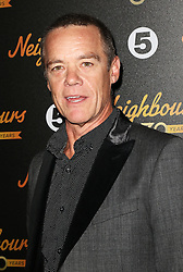 © Licensed to London News Pictures. 17/03/2015, UK. Stefan Dennis (Paul Robinson), Neighbours 30th Anniversary, Café De Paris, London UK, 17 March 2015,. Photo credit : Richard Goldschmidt/Piqtured/LNP