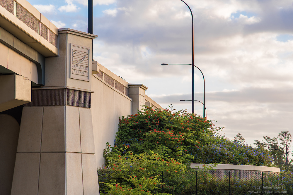 Architeture Photo of Goldenrod Bridge in Orlando Florida by Jeffrey Sauers of Commercial Photographics, Architectural Photo Artistry in Washington DC, Virginia to Florida and PA to New England