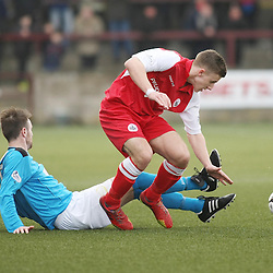 East Stirling v Stirling Albion | Scottish League Two | 8 March 2014