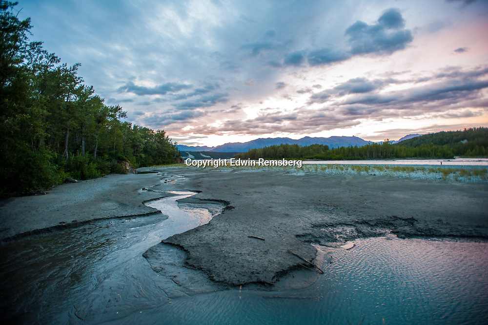 Matanuska river, Palmer AK