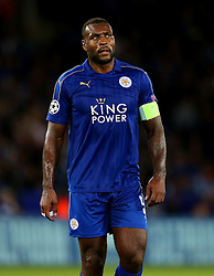 Wes Morgan of Leicester City  - Mandatory by-line: Matt McNulty/JMP - 27/09/2016 - FOOTBALL - King Power Stadium - Leicester, England - Leicester City v FC Porto - UEFA Champions League