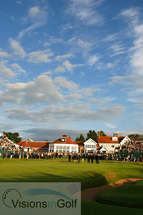Prize ceremony <br />