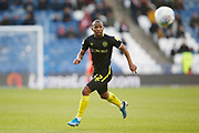Kamohelo Mokotjo of Brentford  during the EFL Sky Bet Championship match between Huddersfield Town and Brentford at the John Smiths Stadium, Huddersfield, England on 18 January 2020.