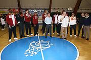 DESCRIZIONE : Roma Festa Eurobasket Virtus Roma <br /> GIOCATORE : team<br /> SQUADRA : Acea Virtus Roma Eurobasket<br /> CATEGORIA : curiosita ritratto presentazione<br /> EVENTO : Campionato Lega A 2012-2013<br /> GARA : <br /> DATA : 05/11/2012<br /> SPORT : Pallacanestro<br /> AUTORE : Agenzia Ciamillo-Castoria/M.Simoni<br /> Galleria : Lega Basket A 2012-2013<br /> Fotonotizia : Roma Festa Eurobasket Virtus Roma <br /> Predefinita :