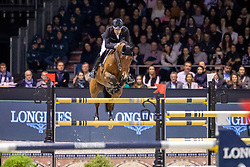 Mcauley Mark, IRL, Vivaldi du Theil<br /> Jumping International de Bordeaux 2020<br /> © Hippo Foto - Dirk Caremans<br />  08/02/2020