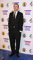ROBERT WEBB attends the British Comedy Awards at Fountain Studios, London, England, December 12, 2012. Photo by i-Images.