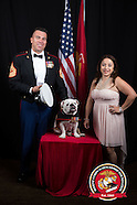 Marine Corps Scholarship Gala 2016 - Step and Repeat