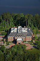 Park Alumni along the banks of Lake Raleigh on Centennial Campus.