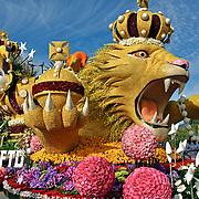 Pasadena Rose Parade Floats 2009