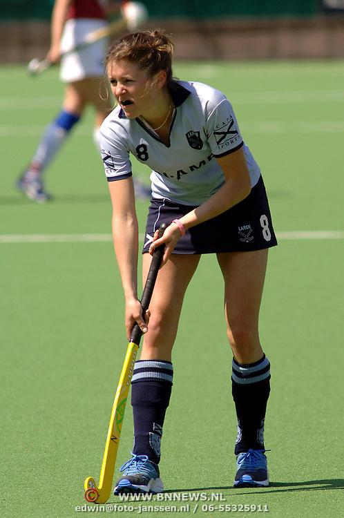 NLD/Laren/20060514 - Hockey Rabobank Hoofdklasse, Laren - Amsterdam, Paulien Eigenhuis (8)