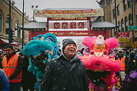 Suen Szeto celebrates the Lunar New Year Parade in Chicago's Chinatown. Szeto is the head of the lion team White Crane and Lung Kung Fu. |||| Rites of Passage define our lives. They signify the progress of time as well as our citizenship in a tribe, in a culture — in life itself. Chicago commemorates these moments in ways that reflect its diversity, but through difference, we find commonality. We are all connected through these formal and informal ceremonies that remind us how much family, love and time shape us.