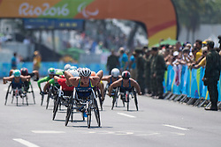 McFADDEN Tatyana, USA, T52/53/54 Marathon at Rio 2016 Paralympic Games, Brazil