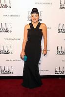 Lily Allen, ELLE Style Awards, One Embankment, London UK, 18 February 2014, Photo by Richard Goldschmidt