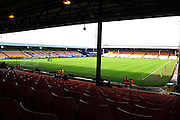 Vale Park prior to the Sky Bet League 1 match between Port Vale and Coventry City at Vale Park, Burslem, England on 7 February 2016. Photo by Mike Sheridan.