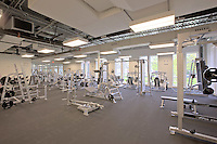 Washington DC McNair Fitness Center by Jeffrey Sauers of Commercial Photographics, Architectural Photo Artistry in Washington DC, Virginia to Florida and PA to New England