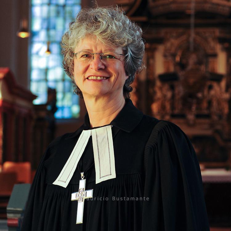 Margit Baumgarten, Evangelisch-lutherische Kirchenkreise Alt-Hamburg, Harburg und Stormarn