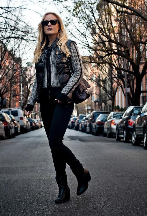 Sofi Fahrman in New York
