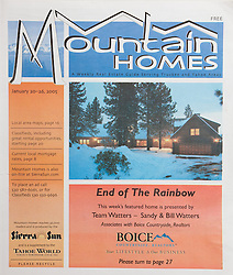 Mountain Homes Cover Photo