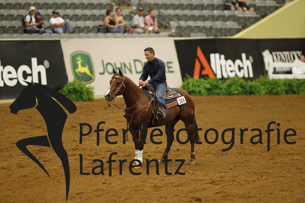 CUETO Francesc, A Real Hillbilly<br /> Kentucky - Alltech FEI WEG 2010<br /> /Stefan Lafrentz