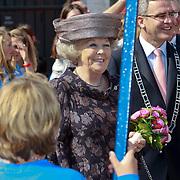 NLD/Thorn/20110430 - Koninginnedag 2011 in Thorn, Beatrix