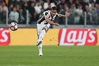 23.04.2017 - Torino - Serie A 2016/17 - 33a giornata  -  Juventus-Genoa nella  foto: Rolando Mandragora