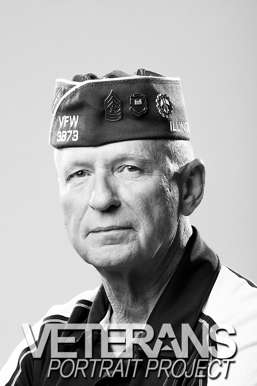 Robert Tracy<br /> Army<br /> E-9<br /> Engineer<br /> 1970 - 2008<br /> OIF, Kosovo, HOA<br /> <br /> Veterans Portrait Project<br /> Chicago, IL