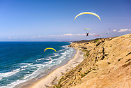 Paragliding, The Torrey Pines Gliderport ,  La Jolla, San Diego, California