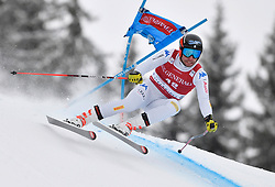 03.03.2019, Olympiabakken, Kvitfjell, NOR, FIS Weltcup Ski Alpin, SuperG, Herren, im Bild Matteo Marsaglia ITA //  in action during his run in the men's Super-G of FIS ski alpine world cup.  Olympiabakken in Kvitfjell, Norway on 2019/03/03. EXPA Pictures © 2019, PhotoCredit: EXPA/ SM<br /> <br /> *****ATTENTION - OUT of GER*****