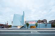Institute for Contemporary Art at VCU | Steven Holl Architects + BCWH | Richmond, Virginia