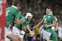 11 June 2016, Rory Best (C) of Ireland during the South Africa versus Ireland Test Match at Newlands Stadium,  Cape Town, SOUTH AFRICA.<br /> <br /> <br /> Photo by:Luigi Bennett/Image SA