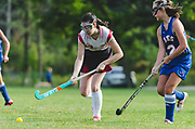 Woodlands Academy Field Hockey photography in Lake Forest, IL by Chicago Sports Photographer Chris W. Pestel