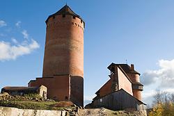 Turaida Castle, near Sigulda, Latvia