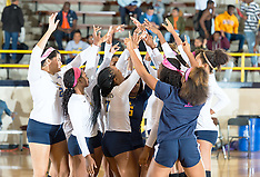 2017 A&T Volleyball vs NC Central