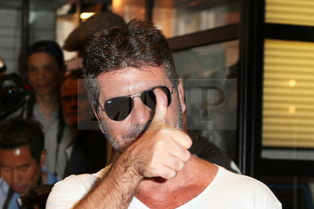 © London News Pictures. Simon Cowell, The X Factor - press launch, Picturehouse Central, London UK, 26 August 2015, Photo by Richard Goldschmidt /LNP