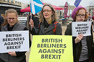 British Berliner Anti-Brexit rally