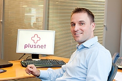 Jamie Ford Plusnet CEO.12  May 2011.Images © Paul David Drabble