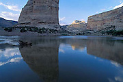 Echo Park, Steamboat Rock, Dinosaur National Monument