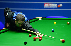 Snooker World Championships 2017 - Day Four 18 April 2017