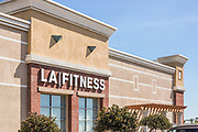 LA Fitness at Downey Landing Shopping Center