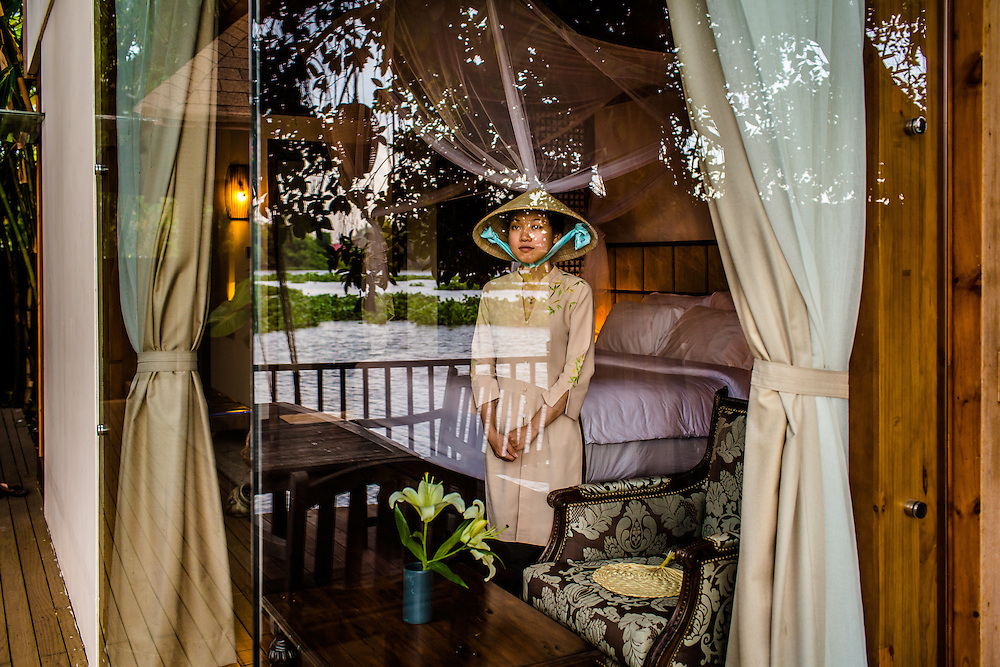 At An Lam Saigon River, a boutique hotel located just outside of the city, each guest is provided with a personal butler to attend to any needs they may have, providing an unparalleled level of service not found elsewhere in Ho Chi Minh City's selection of accommodations.