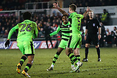 Newport County v Forest Green Rovers 060318