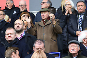 Preston Owner Trevor Hemmings during the Sky Bet Championship match between Bolton Wanderers and Preston North End at the Macron Stadium, Bolton, England on 12 March 2016. Photo by Pete Burns.