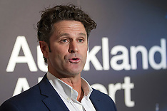 Auckland - Chris Cairns Media Briefing