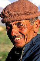 Pakistan, Territoires disputés, Passu, Region de Hunza, homme Hunza / Hunza man, Hunza valley, Passu, North Pakistan