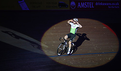 Great Britain's Mark Cavendish during day six of the Six Day Series at Lee Valley Velopark, London.