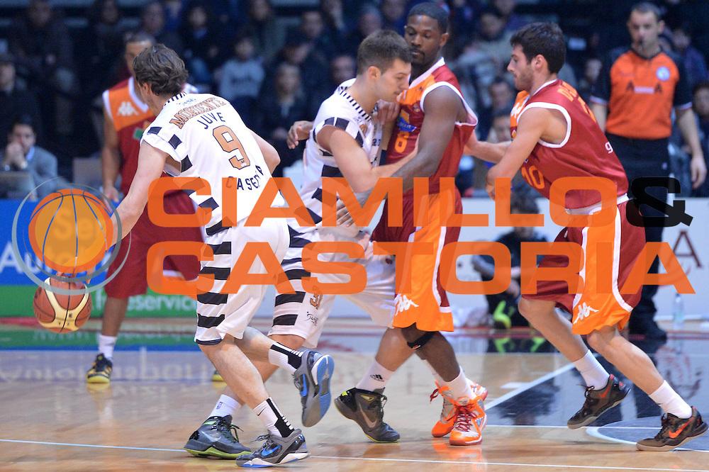 DESCRIZIONE : Caserta Lega A 2012-13 Juve Caserta Acea Roma<br /> GIOCATORE : Andrea Michelori<br /> CATEGORIA : blocco controcampo<br /> SQUADRA : Juve Caserta<br /> EVENTO : Campionato Lega A 2012-2013 <br /> GARA :  Juve Caserta Acea Roma<br /> DATA : 24/02/2013<br /> SPORT : Pallacanestro <br /> AUTORE : Agenzia Ciamillo-Castoria/GiulioCiamillo<br /> Galleria : Lega Basket A 2012-2013  <br /> Fotonotizia : Caserta Lega A 2012-13 Juve Caserta Acea Roma<br /> Predefinita :
