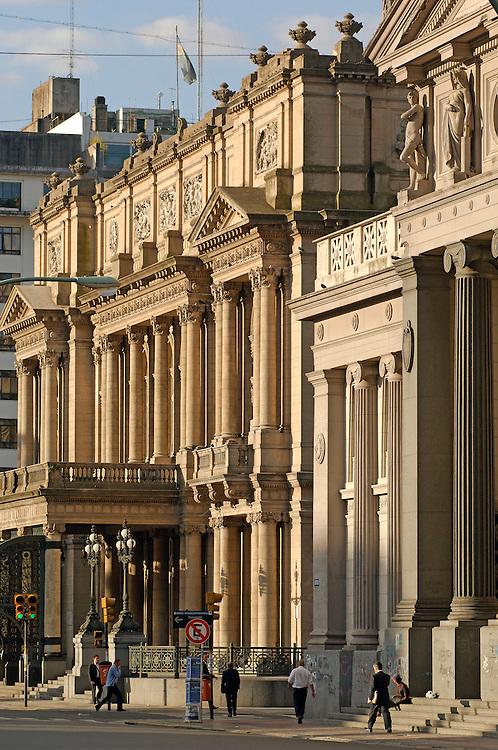 Teatro Colon near Plaza de la Republica, Centro, Centre, Buenos Aires, Argentina